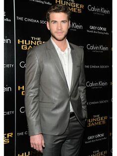 I'm on team Gale (aka: Liam Hemsworth)