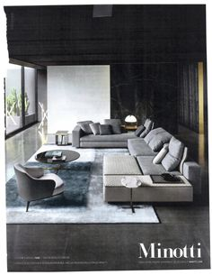 Sit/lounge couch, texture and colour contrasts. Grey with beige. Sit/lounge couch, texture and colour contrasts. Grey with beige. Living Room Interior, Living Room Furniture, Furniture Sets, Living Room Decor, Furniture Design, Lobby Interior, Coaster Furniture, Bedroom Decor, Wall Decor