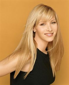 """Lisa Kudrow as Phoebe Buffay Fave Quote: """"They don't know that we know they know we know"""""""