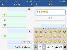 """""""Sin palabras. Sin spam. Sólo emoji"""", ese es el lema de Emojli, la aplicación de mensajería basada únicamente en estos peculiares ideogramas que este viernes por fin ha visto la luz."""