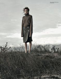 melanholija: lorena relja by jakov baričić for elle serbia november 2015