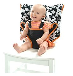 Awesome idea!!  Travel High Chair