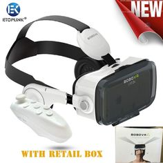 Find More 3D Glasses/ Virtual Reality Glasses Information about 100% Original BOBOVR Z4 3D VR Glasses Virtual Reality Glasses VR Box Google Cardboard 120 Degrees FOV with Headphone+Gamepad 5.0,High Quality video glasses xbox 360,China video glasses sony Suppliers, Cheap video from Guangzhou Etoplink Co., Ltd on Aliexpress.com
