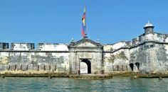 Forte de San Fernando de Bocachica - Mostra de poderio no Caribe