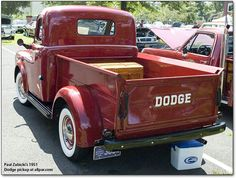 '51 dodge pickup