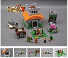 Image result for clash of clans ideas