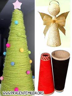 19 Ideas For Diy Christmas Decoracion Centerpieces Pine Cones Christmas Pine Cones, Christmas Holidays, Christmas Crafts, Christmas Ornaments, Pine Cone Decorations, Christmas Decorations, Holiday Decor, Diy Weihnachten, Holidays And Events