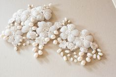 Bridal headpiece - Style H18  from MillieIcaro