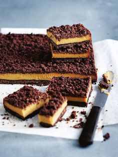For the best dessert slices, you can't go wrong with power couple chocolate and caramel