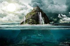 Turtle Island por 35 Elissandro