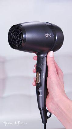 GHD Reisefön Test (GHD Flight): Praxistest, Bilder, Erfahrungen ....... - Praxis Tests! Praxis Test, Ghd, Hair Dryer, User Guide, Viajes, Tips, Pictures, Dryer