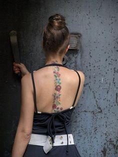 hungarian folk tattoo