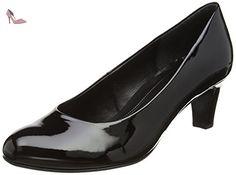 Gabor Fashion 35.200.77 Damen Pumps Lack Schwarz, EU 39.5