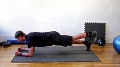 """This is """"Planks"""" by Highland Training on Vimeo, the home for high quality videos and the people who love them. Strength Workout, Strength Training, Moutain Bike, Mountain Biking, Women's Cycling Jersey, Cycling Jerseys, Best Exercise Bike, Body Weight Training, Cycling Workout"""