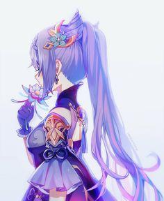 Me Anime, Albedo, Animation, Anime Art Girl, Anime Girl Crying, Game Character, Aesthetic Anime, Anime Characters, Illustration