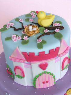 Super cute cake!