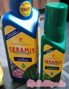Do you know Seramis products?