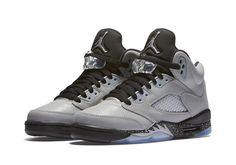 Wolf Grey Colors The Latest Air Jordan 5 GS