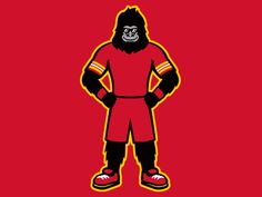 Pitt State - Gus the Gorilla