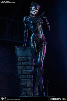 DC Comics Catwoman Premium Format( Figure by Sideshow  Collectibles - Visit to grab an amazing super hero shirt now on sale!