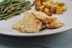 Griddle Chicken {gluten free} - www.coraseatsandtreats.com