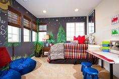 Children's Bedroom at Northstar Plan 3