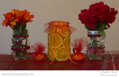 fruit centrepieces wedding - Google Search