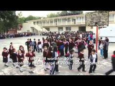 Schools in Mexico- Día tipica