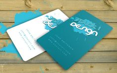 10+ Business Cards Examples For Your Inspiration - HowToWebDesign.org