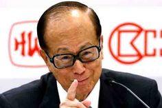 Un hombre asiático, Li Ka-Shing, con una fortuna que alcanza los 32 milliones, ha ideado un método que según él puede ayudar a la gente a hacerse millonario