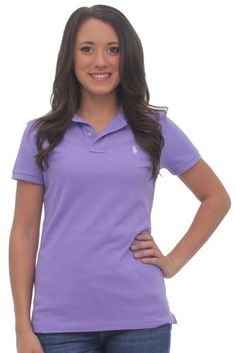 Ralph Lauren Women's The Skinny Polo... $34.99