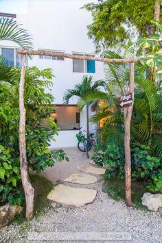 Se vende hotelito con alberca en Tulum en la Riviera Maya, México $750,000 USD