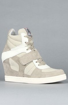 If I am forced to wear sneakers, it shall be these.