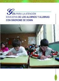 Sindrome de Down guia de atencion educativa