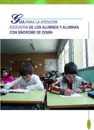 Sindrome de Down guia de atencion educativa