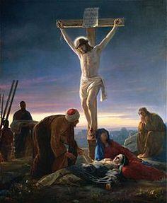 Christ at the Cross - Cristo en la Cruz.jpg