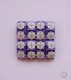 Origami Chinese Thread Book | Origami Tutorials
