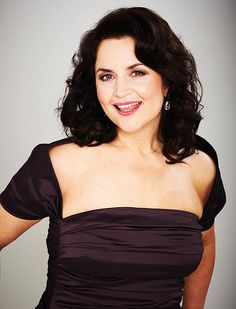 Ruth Jones - I think Ruth Jones has such a beautiful face! And she's a brilliant writer x