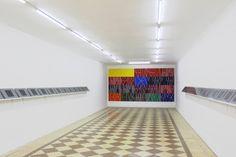 La artista venezolana Emilia Azcárate (Caracas, 1964) se encuentra presentando en la Sala de Proyectos de la galería 80M2 Livia Benavides su más reciente obra inspirada en la Pintura de Castas, un tipo de pintura que apareció a principios del siglo XVIII en América, principalmente en el virreinato de Nueva España.