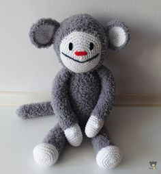 crochet Monkey Bears & CO.