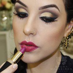 Bruna Malheiros Makeup » Blog Archive » Maquiagem inspiração: Ateliê Bruna Malheiros