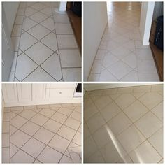 How to keep your tiles and grout clean - Alpine Carpet & Tile Cleaning Floor Grout, Grout Cleaning, Clean Tile Grout, Carpet Tiles, Cleaning Service, Carpet Squares