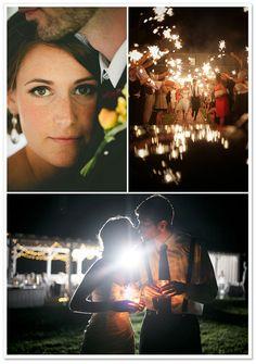 Merry-Go-Round Farm Wedding by Sam Stroud Photography on BorrowedandBleu.com