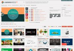 http://www.awwwards.com via @url2pin