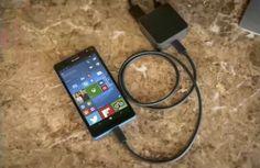Munchkin — док для смартфонов на Windows 10 Mobile с функцией Continuum (Lumia Cityman)