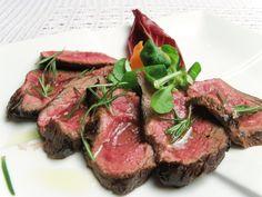 Tagliata di chianina Italian Wine, What You Eat, Nutrition Tips, Fett, Bon Appetit, Wine Recipes, Poultry, Carne, Lamb