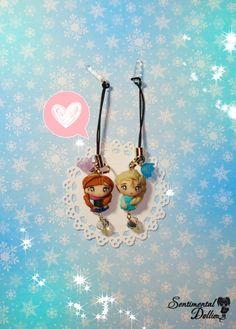 Disney Frozen Jewelry, Disney Elsa, Frozen Jewellery, Disney Princesses, Disney Frozen Ana , Kawaii Dust Plugs