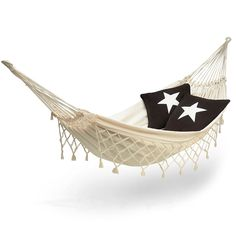 "The Sambito hammock was created for the label Skagerak Denmark. The first-class Danish furniture manufacturer has the principle: ""Skagerak Denmark - Designed fo"