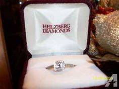 1/2 ct TW Diamond Engagement Ring - $599