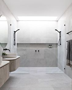 5 Tips to Creating a Scandi Style home — Zephyr + Stone Grey Bathrooms, Modern Bathroom, Small Bathroom, Master Bathroom, Bathroom Showers, Colorful Bathroom, Dyi Bathroom, Bathroom Goals, Bathroom Trends